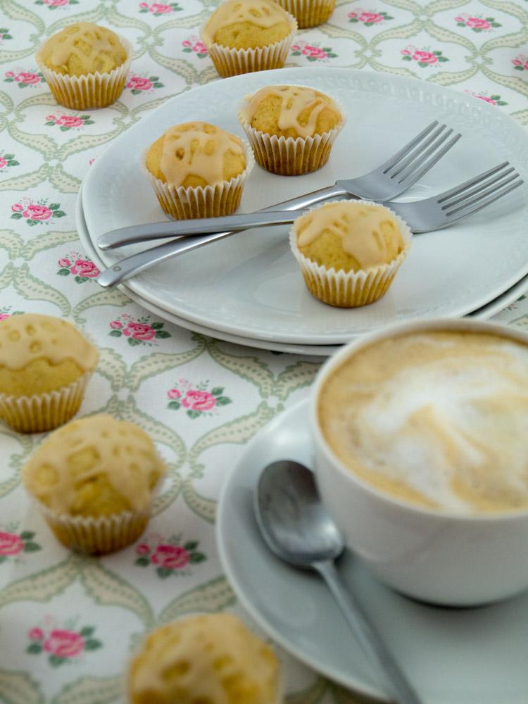 Amaretto-Muffins
