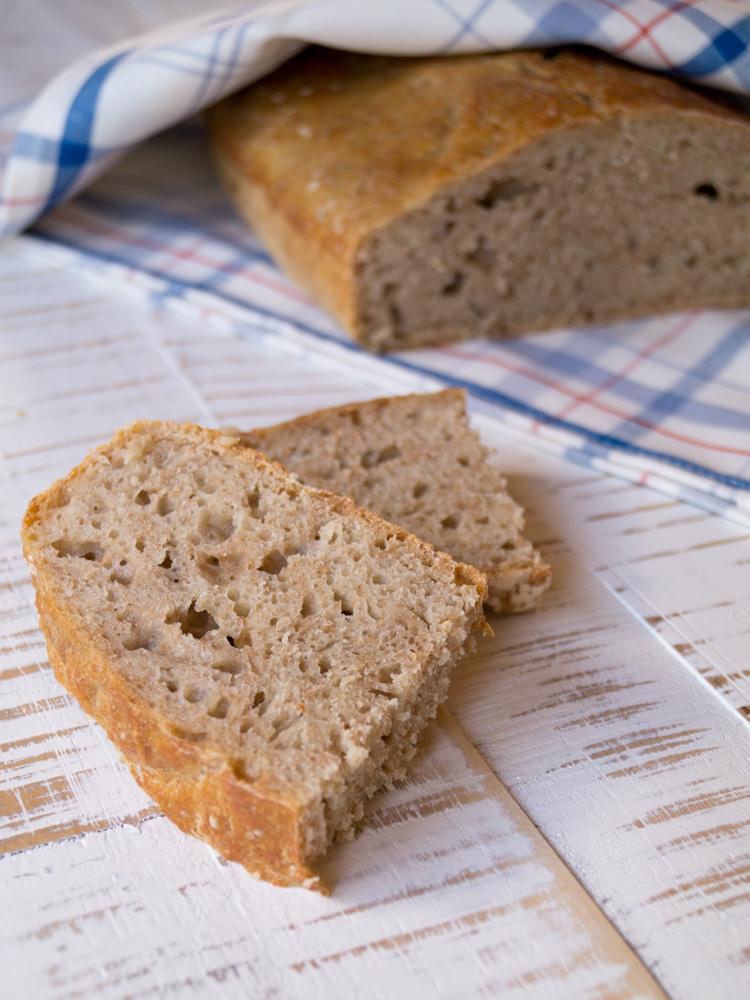 Artisan Brot - fast wie auf der \