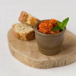 Paprika-Minz-Butter