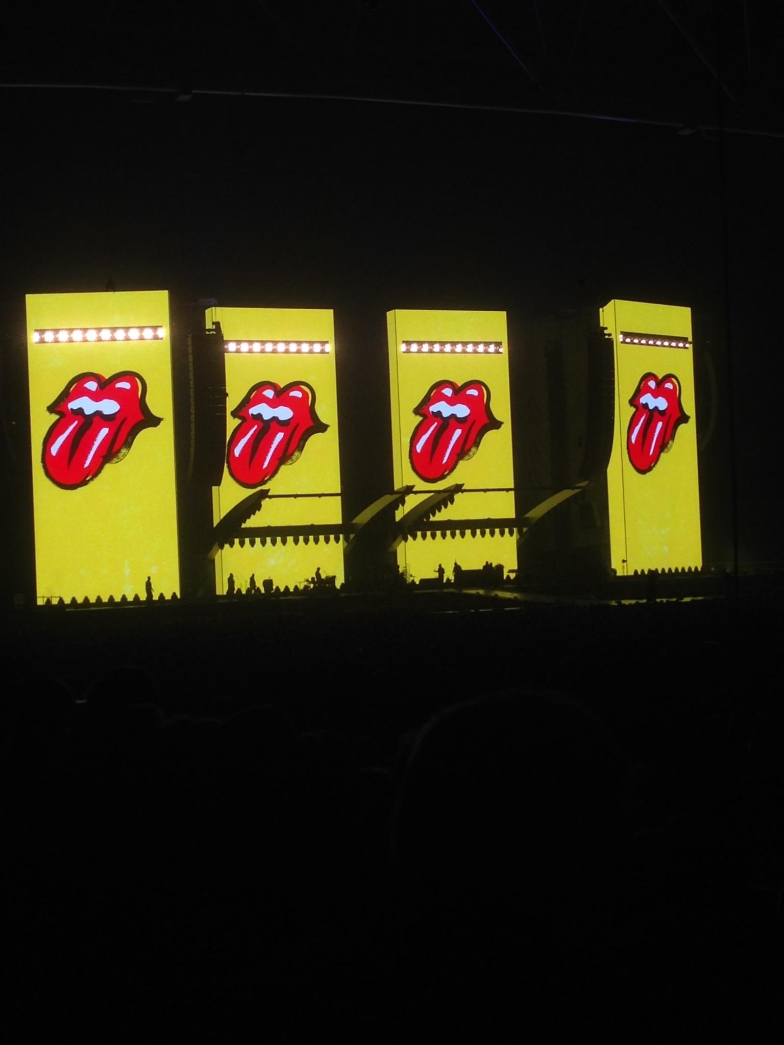 Концерт на Stones