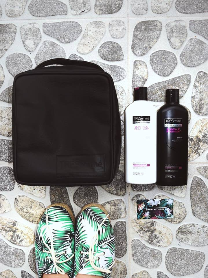 Concurso- tresemme colombia - bogota fashion week- danielastyling - blog giveaway- fashion blog - blog de moda colombiano - shampoo- beauty blog