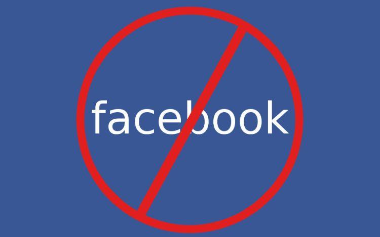 No Facebook Image