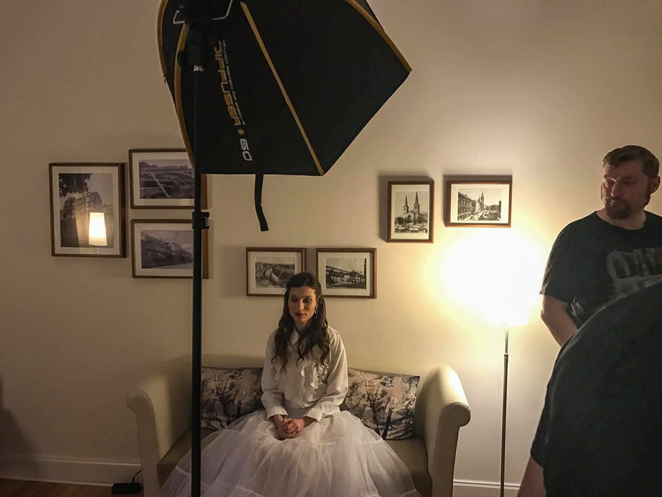 Making Of BTS Hotel Fashion Project by Bamboo Bandit