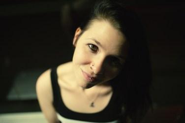 Jessica Caryad Portrait auf dem Studioabend 13 #bierstedt13