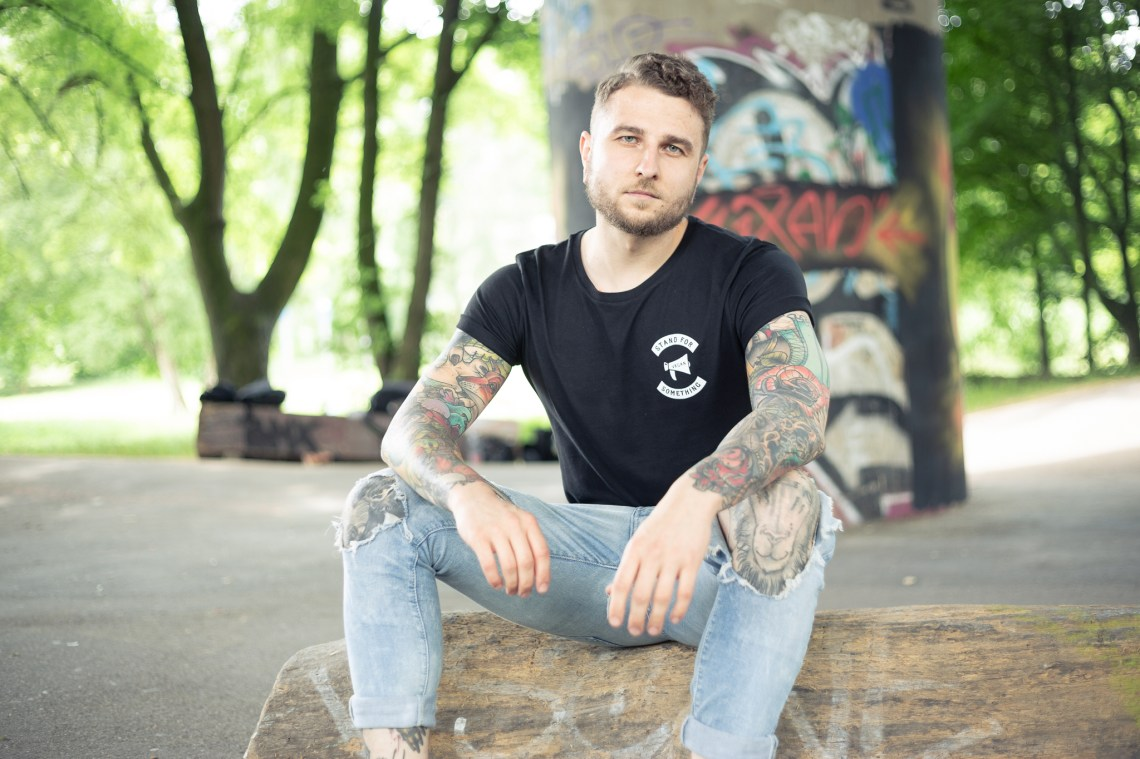 Modelwalk für das vegane Label HeartCure
