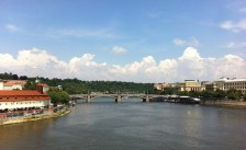 Vltava_river recording_Prague