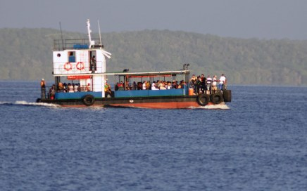 ferry into Cienfuegos _1