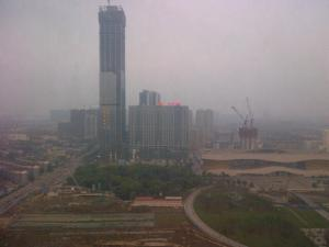 Vista desde el hotel - Wuxi
