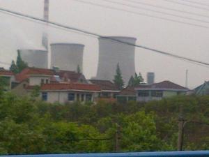 Central Nuclear en Wuxi