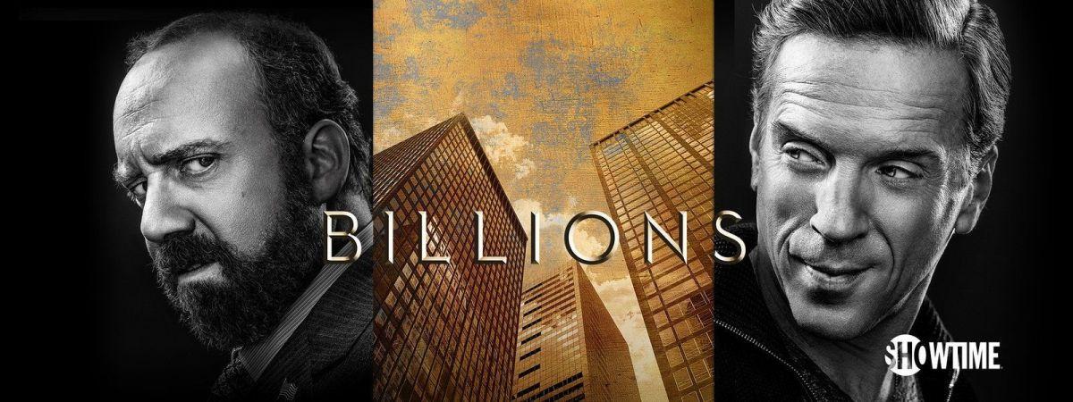 Ambición, poder, corrupción, dinero... Billions.