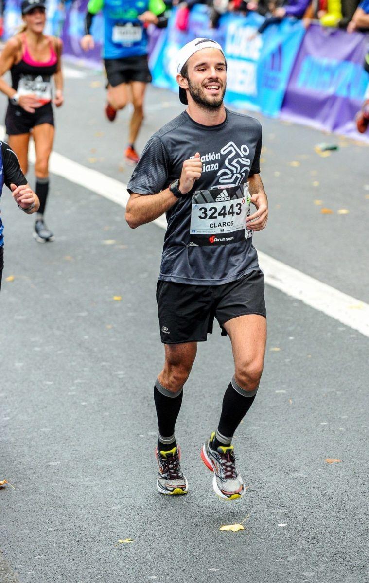 Behobia San Sebastián. Mi primera (casi) media maratón.