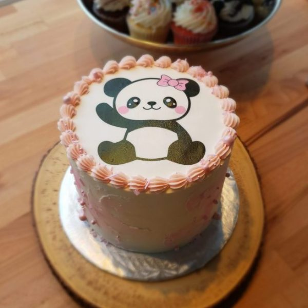 Gâteaux avec impression comestible- cake with edible print