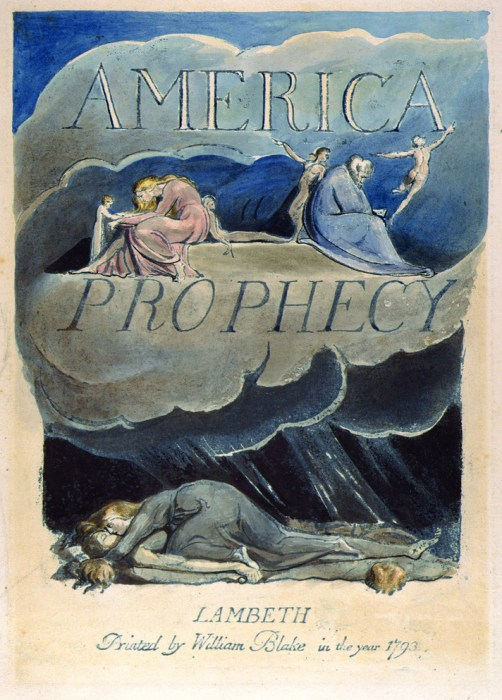 America -- the prophecy