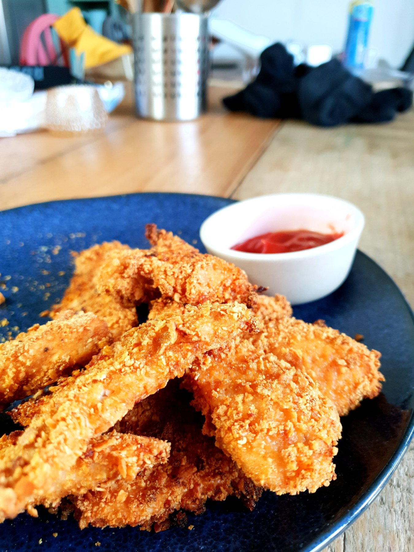 buttermilk chicken tenders