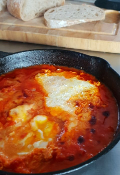 Eggs in Purgatory