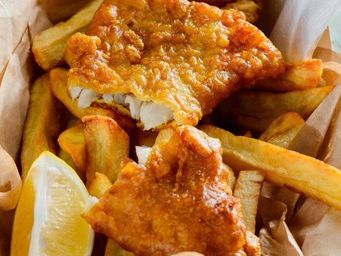 ultimate fish and chips