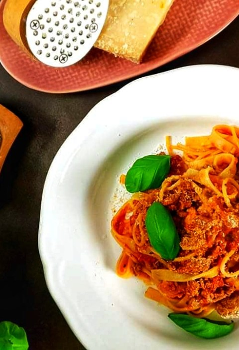 Bolognaise meat sauce