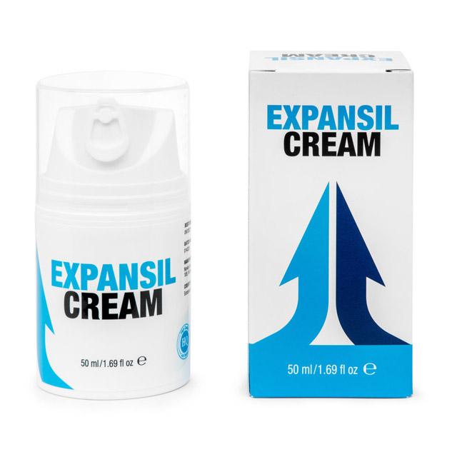 Expansil Cream prestazioni sessuali uomo