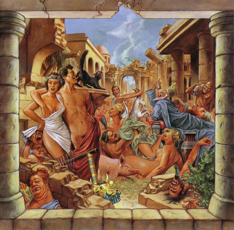 Il peccato di Sodoma non fu l'omosessualità: un malinteso durato millenni