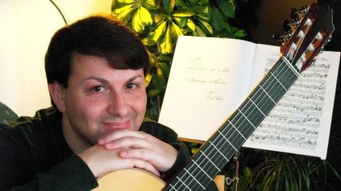 Daniele deeply loves Johann Sebastian Bach's music..