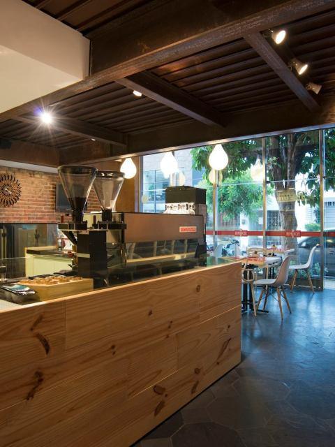 cafeteria Amika Coffee House