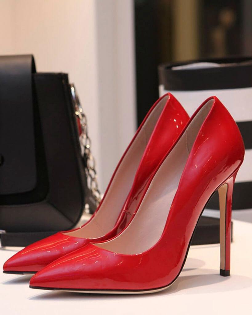 o sapato certo