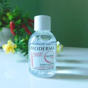 água micelar-bioderma
