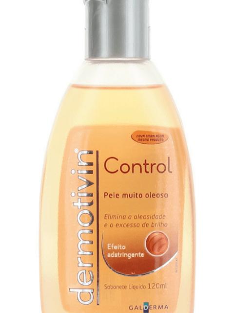 Dermotivin Control Sabonete facial