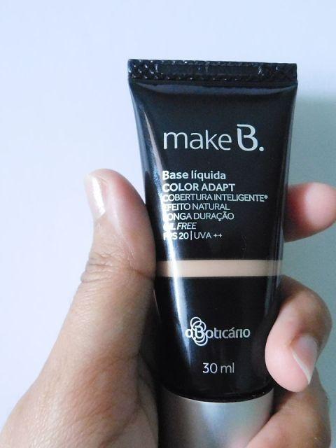 base color adapt make B