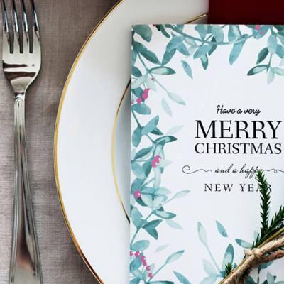 receitas de Natal