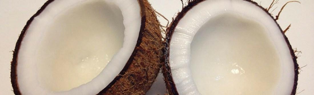 smothies de coco