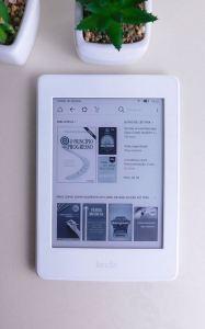 testando o Kindle Unlimited