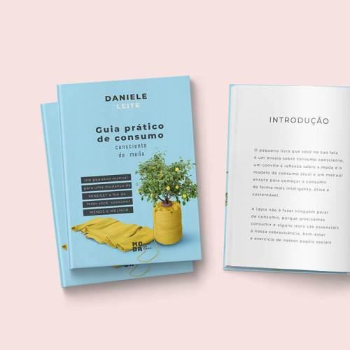 Foto da capa do livro Guia prático de consumo consciente