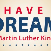 The Martin Luther King Dream 1