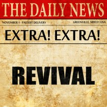 I Decree a worldwide Christian Revival Now.