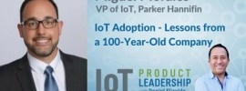 IoT Adoption - Lessons from a 100-Year-Old Company