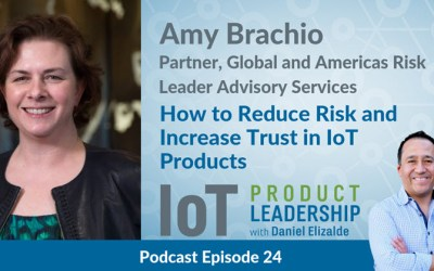 How to Reduce Risk and Increase Trust in IoT Products