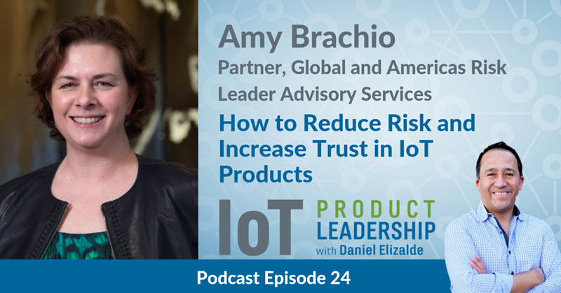 Reduce risk and increase trust in IoT products.