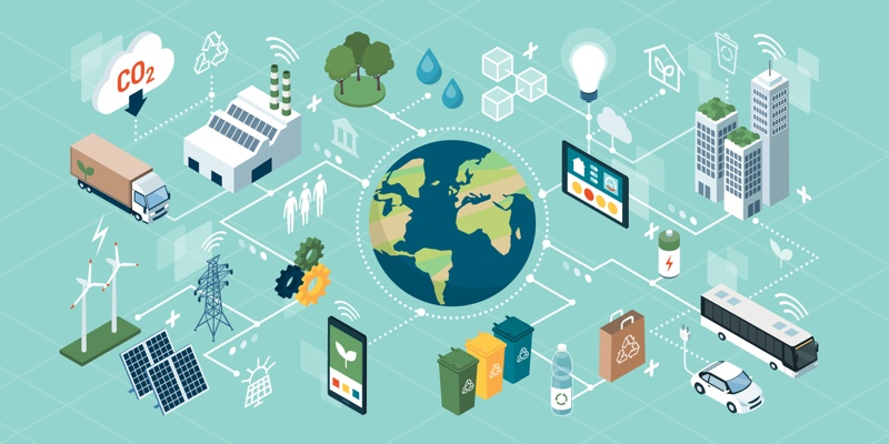 Sustainable IoT products