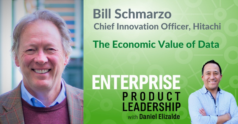 Enterprise Product Leadership - economic value of data