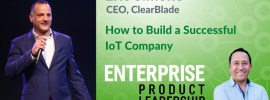 EnterpriseProduct Leadership - How to build an IoT company 400