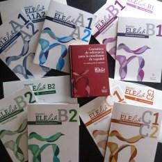 Los libros ELElab