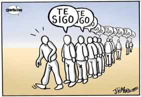 Te Sigo