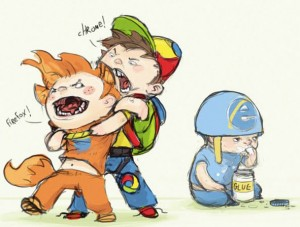 Guerra de exploradores