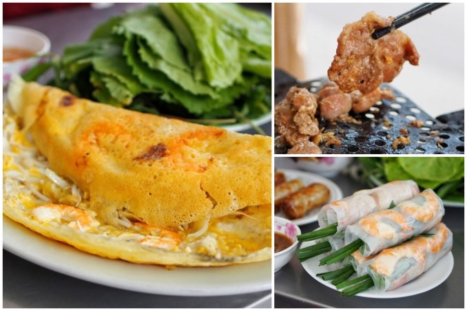 Banh Xeo 46A – Huge Vietnamese Savoury Crepe. Some Say