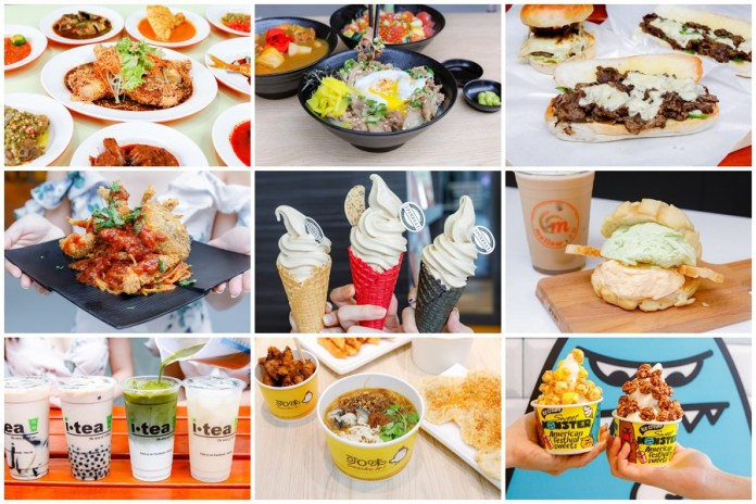 Our Tampines Hub 9 Food Places In The East Serving Cheesesteaks Melonpan With Ice Cream Cold Brew Softserve Danielfooddiary Com