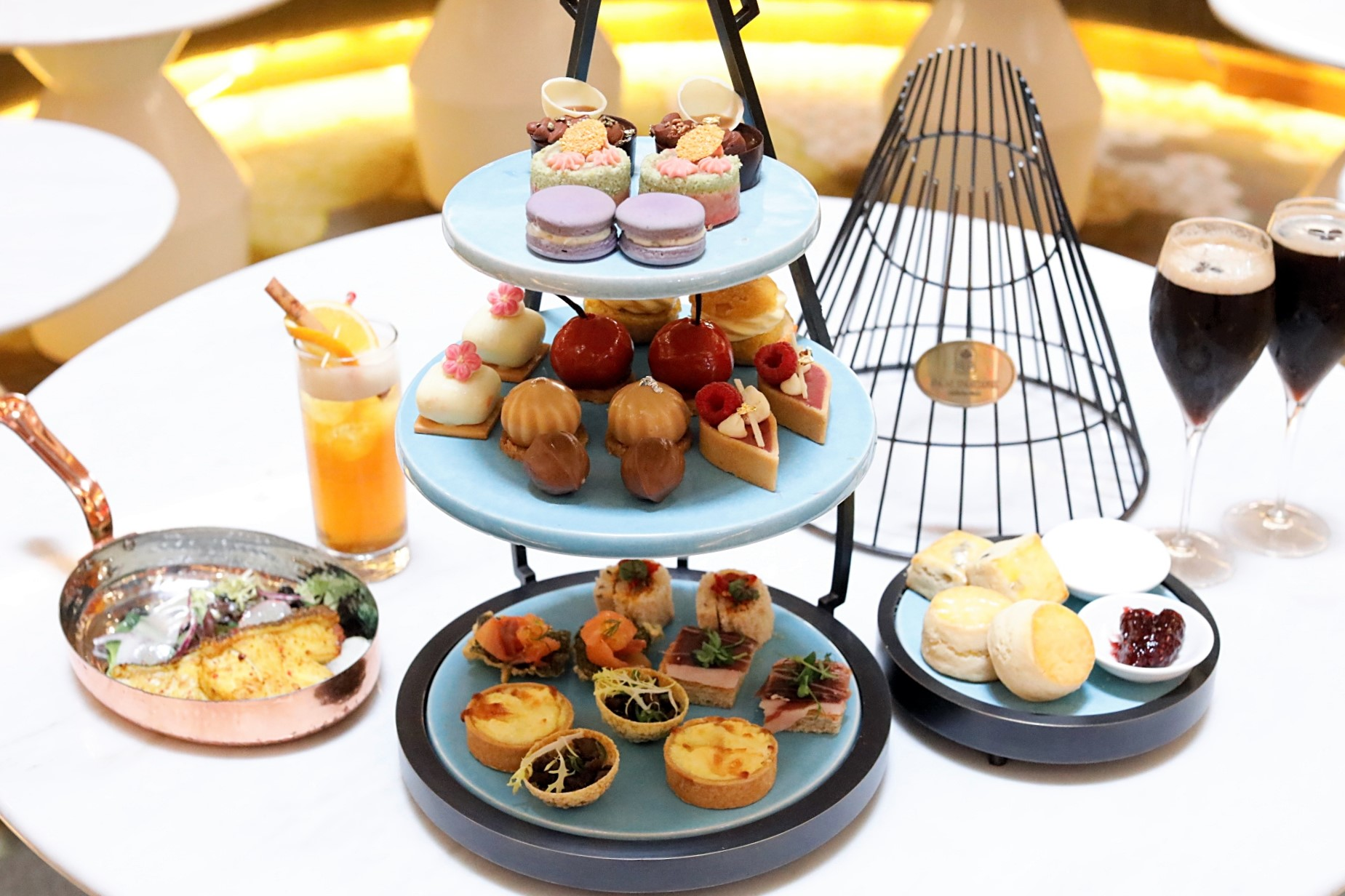 Pan Pacific Singapore English Afternoon Tea Revamped