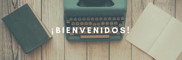 bienvenidos post blog escritor daniel fuertes