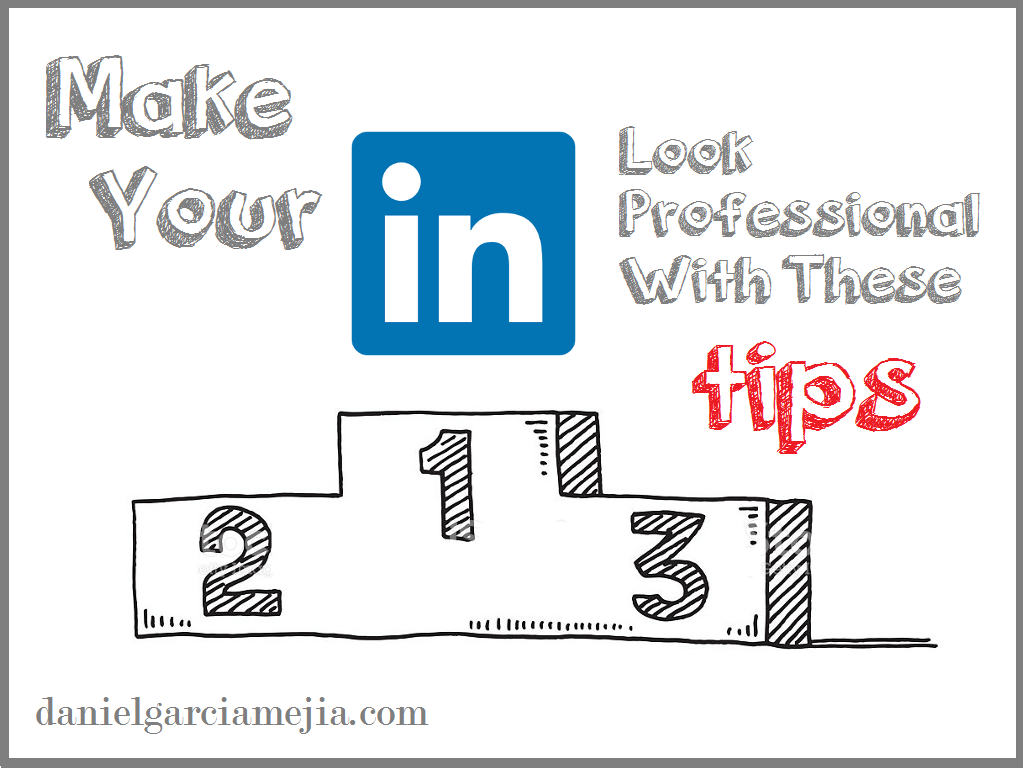 LinkedIn Profile Tips Banner Business Addicts