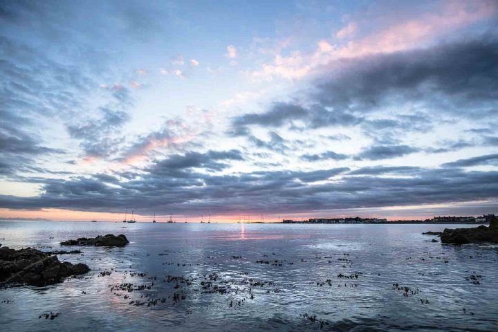 Sunrise at North Beach, Skerries, County Fingal, Ireland